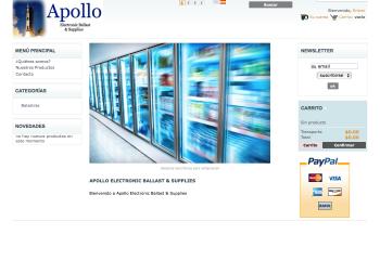 Apollo Electronic Ballast